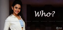 Who Will Give The New Dimension To Rakul?
