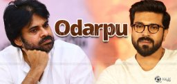 Charan's Odarpu For His Babai Pawan Kalyan