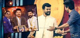 Ram Charan Receives A Great Honor In Chennai
