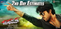 ram-charan-bruce-lee-second-day-collections