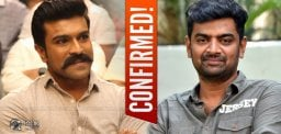 Latest Update On Ram Charan's Film With Jersey Director