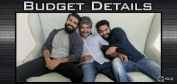 Huge Budget For Rajamouli's Multi-Starrer