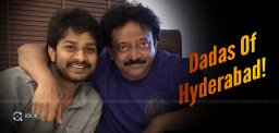 RGV's New Assignment With Sandeep Madhav 'Dadas Of Hyderabad'!