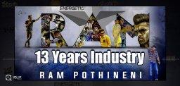 13-years-industry-for-ram-pothineni