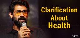 rana-health-issue-clarification-details