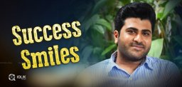 Ranarangam Success Brings Smiles Everywhere