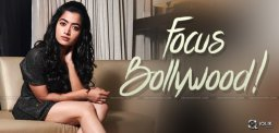 Rashmika's Special Focus On Bollywood