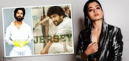Why did Rashmika reject Jersey offer?