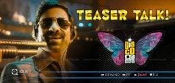 Disco Raja Teaser: Stunning & Thrilling!