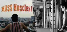 Raviteja Tightening Muscles!