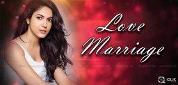 ritu-varma-about-love-marriage