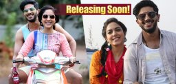 Dulquer's Next With Ritu Varma To Release In Telugu