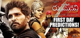 rudramadevi-first-day-collection-estimates