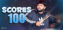 ss-thaman-completes-100-movies-music