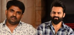 maruthi-sai-dharam-tej-movie-in-discussion