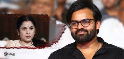 Sivagami For Sai Dharam Tej's Next!