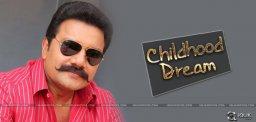 sai-kumar-childhood-dream-fulfills-in-sri-sri-film