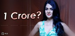 one-crore-offer-for-sakshi-chowdary