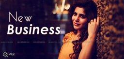 samantha-to-start-business-details