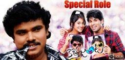 Sampoornesh-Babu-key-role-in-Maruthi-film
