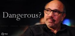 Sathyaraj's Sorry Is More Dangerous