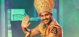 Sharwanand-radha-fun-entertaining-Cop-role