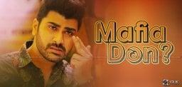 Sharwanand-mafia-don-sudheer-varma