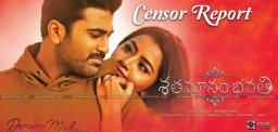 shatamanambhavati-censor-report-release-date