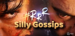 Silly Gossip About RRR Movie