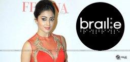 shriya-saran-about-braille-books-for-blind