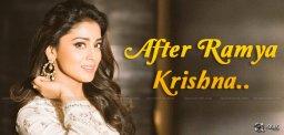 shriya-saran-ramya-krishna-gayatri-role-