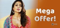 Shocker: Shriya Gets Mega Chance!