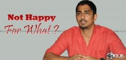 Siddarth-Not-Happy-With-Producers
