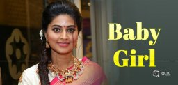 Sneha Blessed With Baby Girl