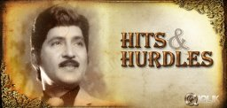 Sobhan Babu's career stumbled and then reached a great height.