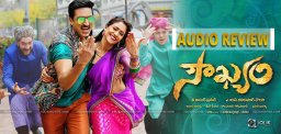 gopichand-soukyam-audio-review