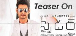 mahesh-spyder-teaser-release-details