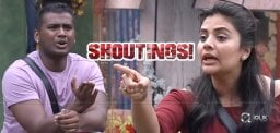 Bigg Fight Between Rahul And Sree Mukhi