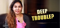 Sri-Reddy-In-Deep-Trouble-For-Over-Action