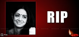 Sridevi Passed Away