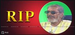 senior-writer-srinivasa-chakravarthy-passes-away