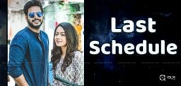 sundeep-kishan-new-movie-enters-last-schdeule