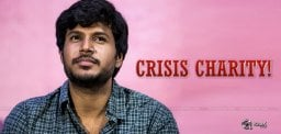 Sundeep Kishan Did His Contribution