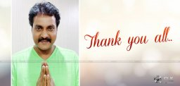 Actor Sunil Grateful To Well Wishers Over His Hospitalization