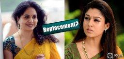 Sunitha-replaces-Nayantara