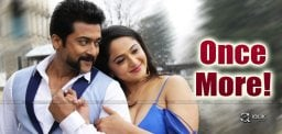 Anushka Shetty To Romance Suriya Again?