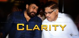 no-clarity-on-chiranjeevi-allu-aravind-movie