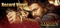 Sye Raa Teaser: Sensational Views!