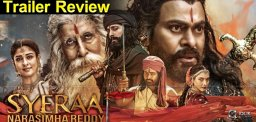 Sye Raa Trailer: Get Out From My Motherland!