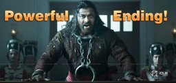 Sye Raa: Sad Ending, But 'Power'ful!